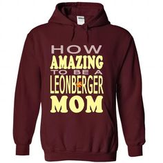 How amazing to be a Leonberger Mom T Shirts, Hoodies. Check price ==► https://www.sunfrog.com/Pets/How-amazing-to-be-a-Leonberger-Mom-Maroon-42499111-Hoodie.html?41382 $39