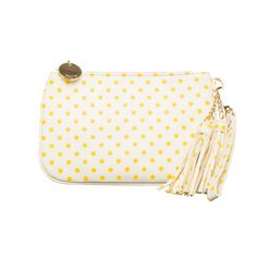 I love the Deux Lux Gigi Wristlet Pouch from LittleBlackBag