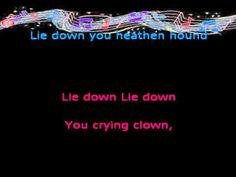 Lie Down, Lie Down [ORIGINAL]