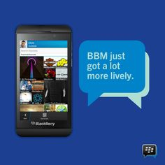 Introducing BBM Channels, a new way to join conversations happening right now between people, brands and communities. Channels can be created around passions, hobbies, ideas, whatever. Create one today or browse channels that interest you. http://blck.by/1aWigPQ
