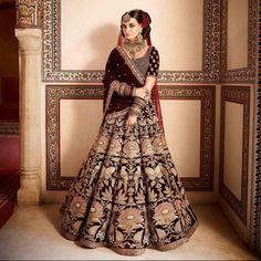wedding lehnga bridal lehenga * wedding lehnga - wedding lehnga designs latest - wedding lehnga bridal lehenga - wedding lehnga royals - wedding lehnga indian - wedding lehnga for sister - wedding lehnga sabyasachi - wedding lehnga red Designer Bridal Lehenga, Latest Bridal Lehenga Designs, Bridal Lehenga Choli, Brocade Lehenga, Sabyasachi Lehenga Bridal, Indian Bridal Outfits, Indian Bridal Wear, Indian Dresses, Lehenga Choli Designs