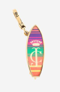 Juicy Couture Surfboard Charm available at Nordstrom