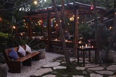 Gitano Tulum. I wish home looked like this!