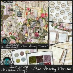 This Shabby Moment { Bundle }