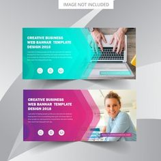 A good web banner must develop not just a strong interest in the user to . Below outline 3 tips for creating killer banner advertisements. Web Design Quotes, Web Design Tips, Web Design Services, Web Design Company, Design Logos, Graphic Design, Banner Design Inspiration, Web Banner Design, Web Banners