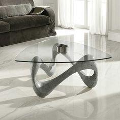 Fancy  designertisch beistelltisch anstelltisch glas couchtische designer tische beistelltischchen beitisch tisch glastisch sofatisch wohnzimmer uc