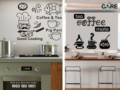 Shop Wall decals/ wall stickers with dbc care.