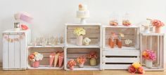 Cute styling for shop display