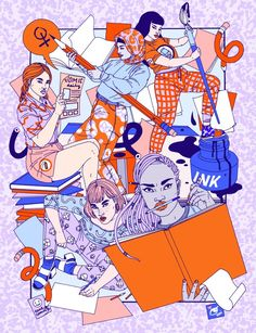 What's on | Current & future events | Comix Creatrix: 100 Women Making Comics | House of Illustration
