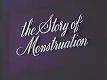 The Story of Menstruation (1946). P: Walt Disney. Selected in 2015.
