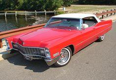 1967 Cadillac DeVille picture