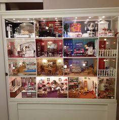 Dollhouse Miniatures, Doll House Miniatures