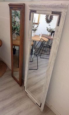 Espejos realizados sobre ventanas | Woodies