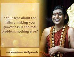 23 Best Quotes By Paramahamsa Nithyananda Images Spiritual