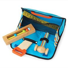 Little Fix It Play Tool Set by Manhattan Toy * Continue to the product at the image link.