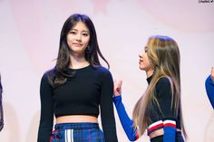 Click for full resolution. 180310 TWICE Tzuyu - Sudden Attack Fanmeeting