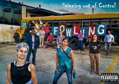 """Spinning out of Control was Fowling's genre-bending album that merged Partridge Family hooks with, Yemeni Pop and was recorded amid the cacophony of sound at the Fowling Warehouse. The singles """"I think I fund you""""and """"Nuclear Football"""" failed to find an audience and the band dissolved due to creative differences."""