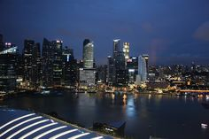 Singapore is probably Asia's most prosperous state. It is tiny yet very rich and dynamic.