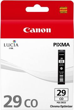 From 20.99:Canon Pgi29 Chroma Optimizer Ink Cartridge - Multicoloured