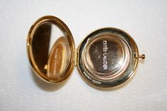 Estee Lauder Lucidity Pressed Powder after hour...very small and love it :)