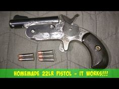 Weaponeer forums derringer build was this seems all wrong guns homemade gun the making of my 22 pistol in pics homemade 22 youtube fandeluxe Choice Image