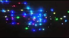 LED Colour Change Christmas Lights Color Changing Led, String Lights, Christmas Lights, Color Change, Colour, Fantasy, Products, Christmas Fairy Lights, Color