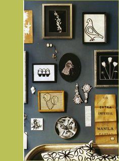 Favorite Trend: Black & Chalkboard Accent Walls - Pepper Design Blog