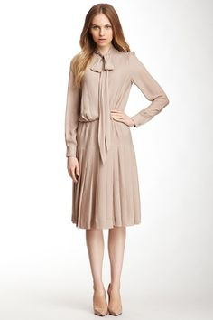 Chloe Silk Wrap Dress on HauteLook was 2,355.00 now $499.00
