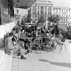 Athens-Date taken:January 1948 Photographer:Dmitri Kessel, #solebike, #Athens, #e-bike tours