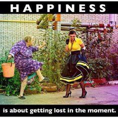 Get it grandma! Lol!