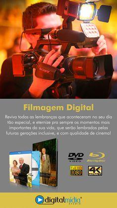Filmagem Digital