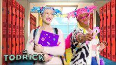 You Unfollowed Me ft. Joseph Gordon-Levitt (#TodrickMTV) Todrick Hall, Joseph Gordon Levitt, Creative Video, Weird And Wonderful, Rupaul, West Hollywood, Mtv, Lgbt, Music Videos