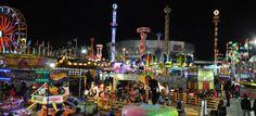 Feria de León, en León, Guanajuato. Leon's Fair, in Leon, #Guanajuato, #Mexico