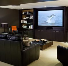 My favourite basement design idea EVER. Planning to do something like this in my basement.