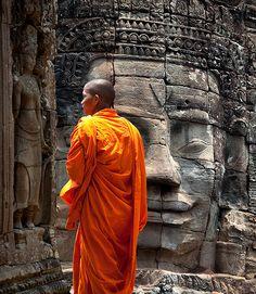 Angkor Thom, Siem Reap - Cambodia
