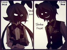 shadow bonnie and freddy uwu