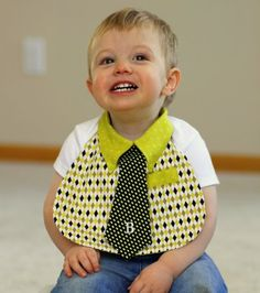 """""""Dude Babies"""" pattern from Vanilla House Designs."""