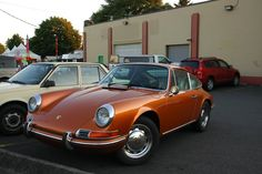 Documenting and celebrating the forgotten daily drivers and automotive workhorses of Portland, Oregon Porsche 912, Porsche Cars, My Dream Car, Dream Cars, Dream Big, Pretty Cars, Nice Cars, Amazing Cars, Old Cars