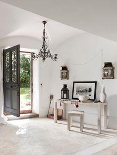 Merveilleux Architectures   Jacqueline MORABITO Maison De Luxe, Couloir, Porte Entree  Maison, Porte D