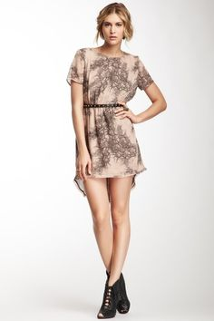 Rain Silk Dress by Winter Kate on @HauteLook I would probably pair this with black tights