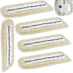 ProfiPower - Hospital Wischmop 40 cm - 5 Stk.Set Towel, Home Decor, Magnets, Household, Hang In There, Ideas, Products, Decoration Home, Room Decor
