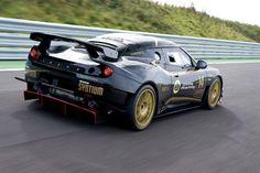 2016 Lotus Evora GT4 Exterior