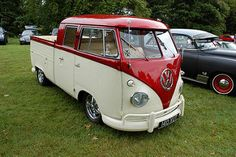 Volkswagen Type 2 pickup | by Vitesse Photography
