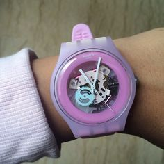 #Swatch SWEET ME