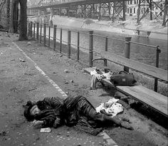 Battle of Berlin, 1945: A German suicide.