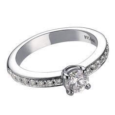 グリフ - BVLGARI(ブルガリ)の婚約指輪(エンゲージメントリング)