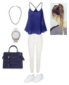 """The look summer ☀️"" by loulou-leilou on Polyvore featuring mode, River Island, Michael Kors, New Look et Marc Jacobs"