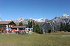 Restaurant Acla Grischuna, Lenzerheide, Switzerland