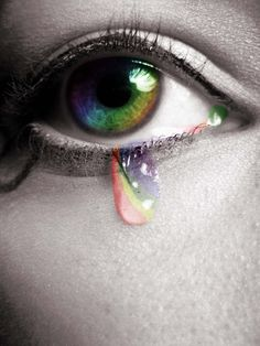 Tear of a Rainbow Fairy