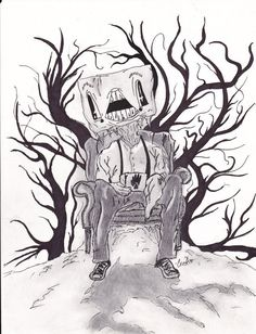 CHADAM! by Alex pardee The two best things put in one picture :)